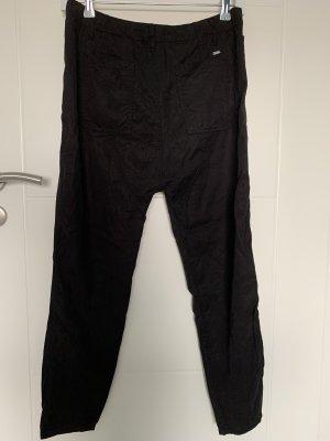 Kuhjo Pantalone chino nero