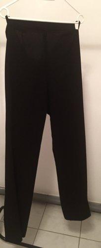 Zara Woman Pantalone a zampa d'elefante nero