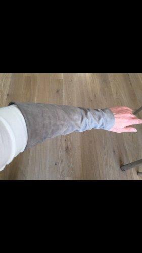 van Laack Legwarmers light grey