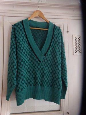 Chicer grüner Pullover 40,42