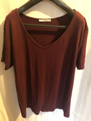Chices Basic-Shirt v-Ausschnitt 42/44