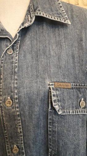 chices jeanshemd von calvin klein