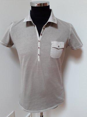 Chices T-Shirt mit Ärmel und Kragen
