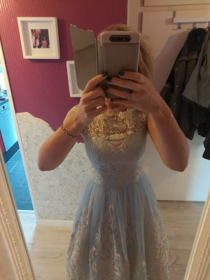 ChiChi London Kleid blau