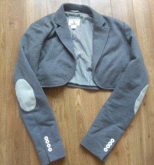 Gant Jersey blazer grijs