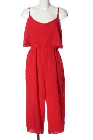 Chicorée Tuta rosso stile casual
