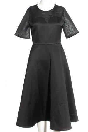 Chicwish A Line Dress black elegant