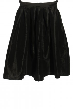Chicwish Flared Skirt black casual look