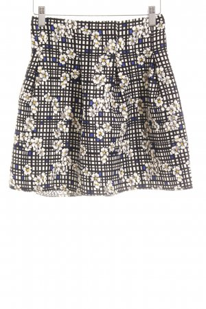 Chicwish Miniskirt allover print casual look