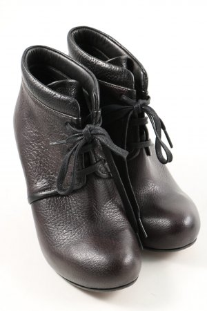 """Chie Mihara Booties """"W-wfp4zl"""" lila"""