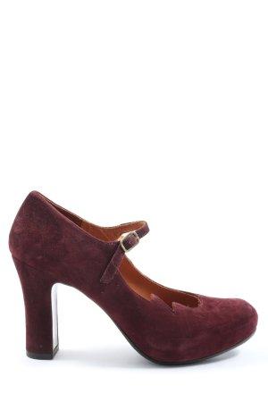 Chie Mihara High Heels rot Casual-Look
