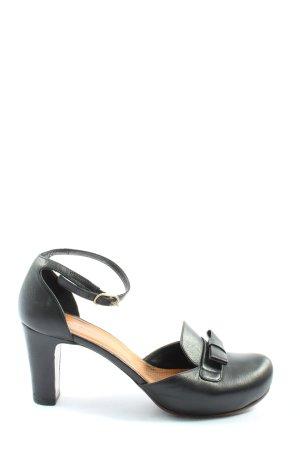 Chie Mihara High Heels schwarz Business-Look