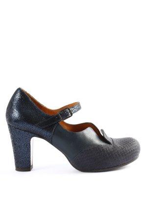 Chie Mihara High Heels schwarz Elegant