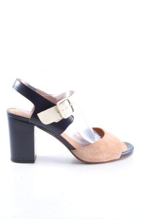 Chie Mihara Riemchen-Sandaletten mehrfarbig Elegant
