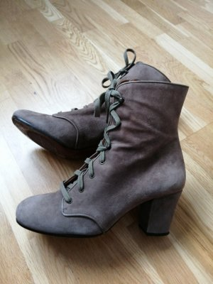 Chie Mihara Samt Booties Gr. 39
