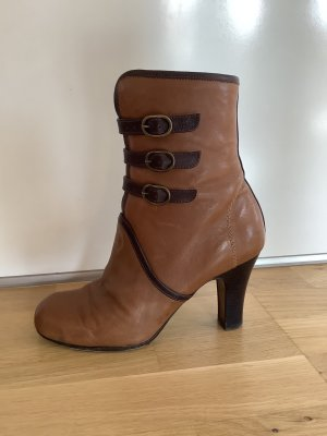 Chie Mihara Stiefeltte Caramel/Braun