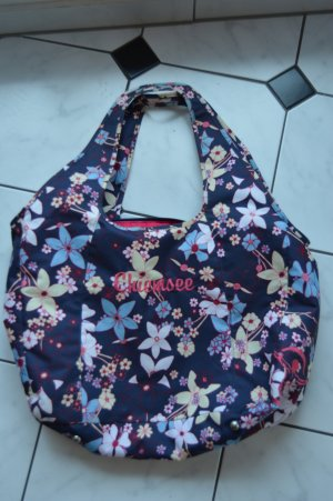 Chiemsee Canvas Bag multicolored polyester