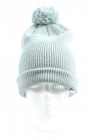 Chiemsee Beanie light grey casual look