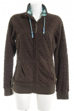 Chiemsee Fleece Jackets dark green-turquoise
