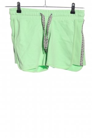 Chiemsee Hot pants verde stile casual