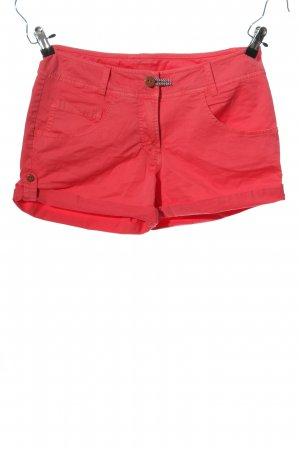 Chiemsee Hot pants rosso stile casual