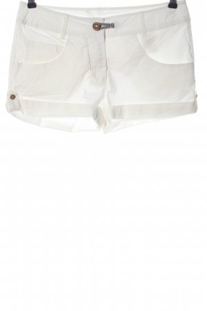 Chiemsee Hot pants bianco stile casual