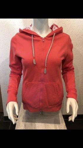 Chiemsee Jacke Damen Rot/Orange Gr M NEU