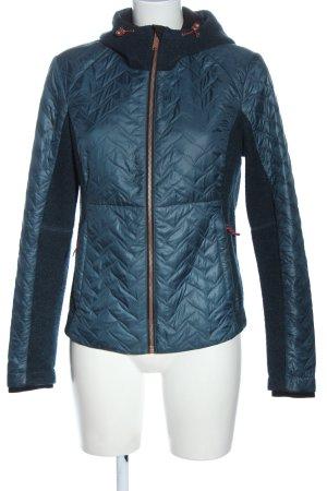 Chiemsee Kapuzenjacke blau Casual-Look