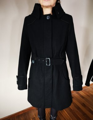 Chiemsee Wool Coat black
