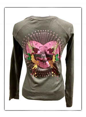CHIEMSEE PLUSMINUS Longsleeve T-Shirt Pullover XS-S 34-36