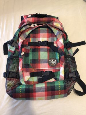 Chiemsee School Backpack multicolored
