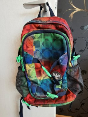 Chiemsee Daypack multicolored