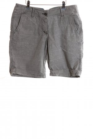 Chiemsee Shorts light grey allover print casual look