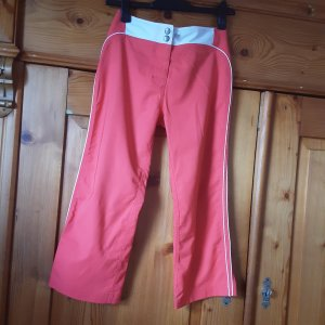Chiemsee Trackies white-bright red