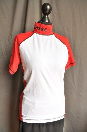 Chiemsee Camisa deportiva multicolor tejido mezclado