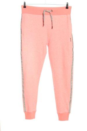 Chiemsee Sweathose pink-hellgrau Casual-Look