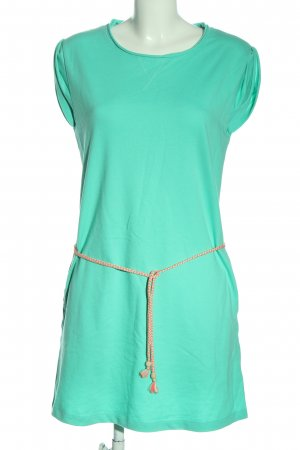 Chiemsee Sweat Dress turquoise casual look