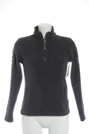 Chiemsee Sweatshirt dunkelblau Casual-Look