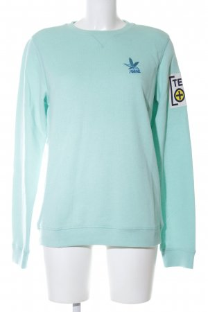 Chiemsee Sweatshirt Motivdruck Casual-Look