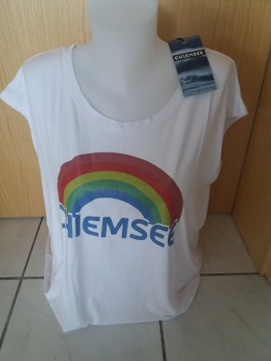 Chiemsee T-shirt multicolore Cotone