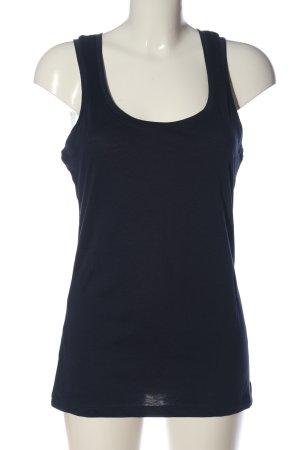 Chiemsee Top na ramiączkach niebieski W stylu casual