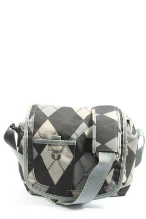 Chiemsee Crossbody bag light grey-black casual look