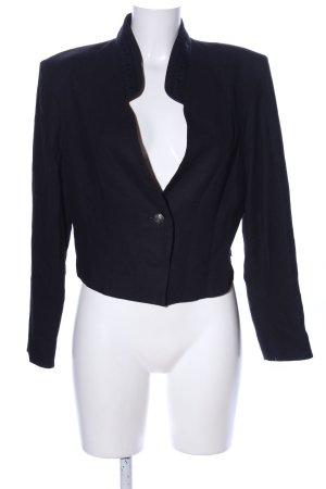 Chiemseer Dirndl & Tracht Traditional Jacket black casual look