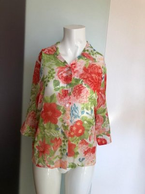 Chiffon Bluse Gr 42 XL von Betty Barclay