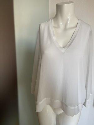Zara Chemisier kimono blanc