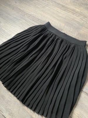 Nakd Plaid Skirt black