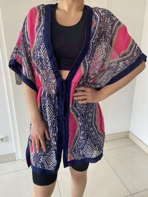 Chiffon Kimono - Badeanzug Abdeckung NEU