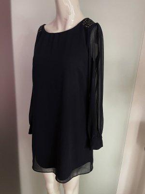 Chiffon Minikleid Kleid Gr 36 38 M
