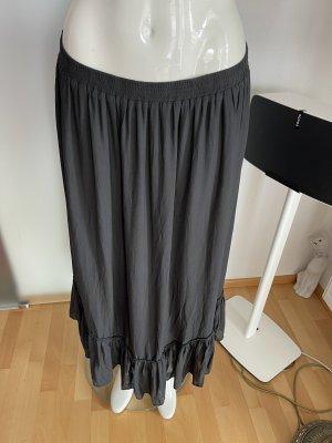 Esprit Flounce Skirt black