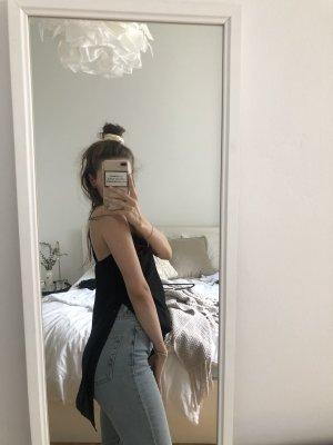 Chiffon Top mit schönem Rückenteil